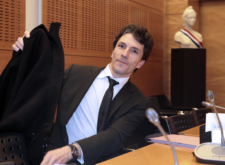 Le juge antiterroriste Marc Trévidic.