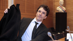 Le juge anti-terroriste Marc Trévidic.