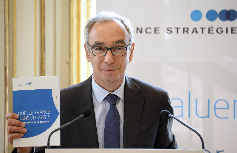 Jean Pisani-Ferry, Commissaire général à la stratégie et la prospective (France Stratégie).