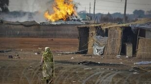 Abyei, May 2011