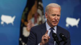 Se espera que la administración de Joe Biden señale a compañías sobre las cuales se aplicarán penalidades financieras por sus vínculos con los sectores de defensa y vigilancia chinos