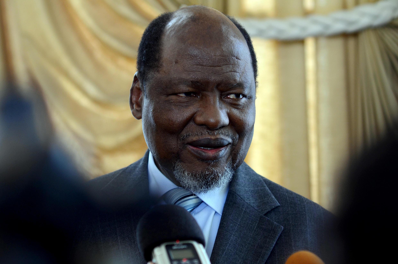 Joaquim Chissano, Antigo Presidente de Moçambique.