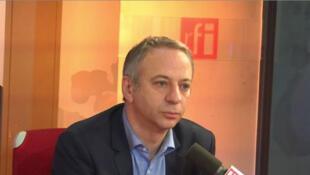 Laurent Baumel, député (frondeur) PS d'Indre-et-Loire.