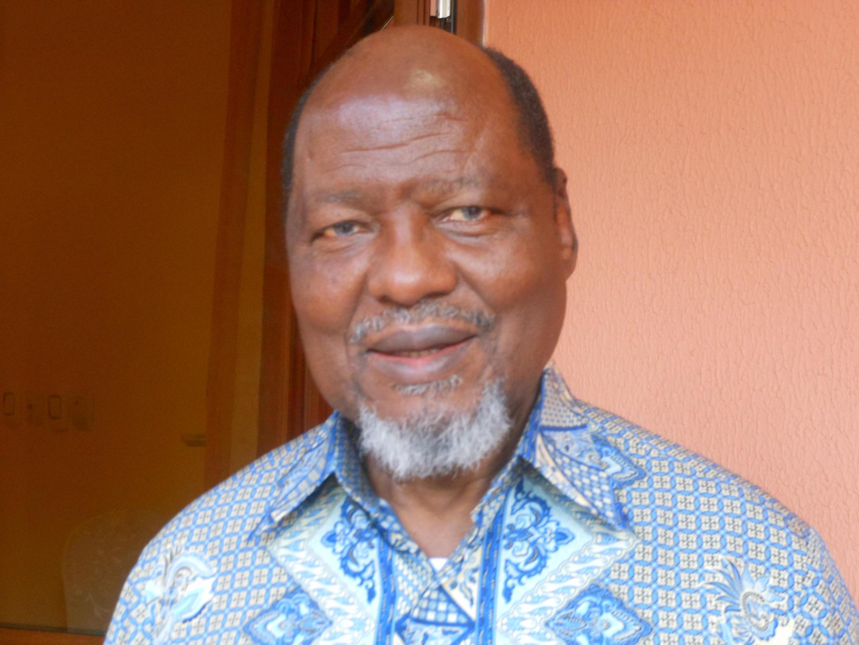 Antigo presidente da República de Moçambique, Joaquim Chissano