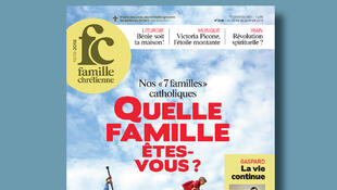 Couverture «Famille chrétienne», 1978-2018, 40 ans, nouvelle formule.