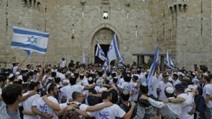 پارلمان اسرائیل - تصویر آرشیوی