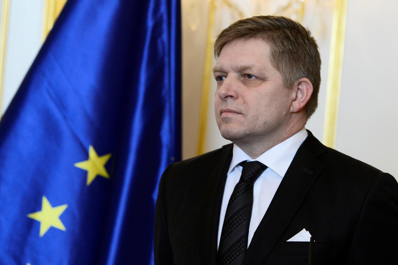 Thủ tướng Slovakia Robert Fico tuyên bố từ chức vào ngày 14/03/2018.
