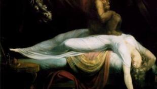 Le cauchemar, Johann Heinrich Füssli.