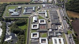 A penitenciária Frankland, em Durham, no nordeste da Inglaterra