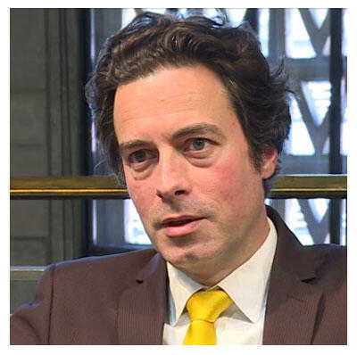L'économiste Philippe Herlin.