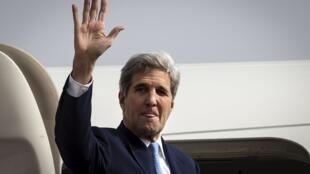 O secretário de estado norte-americano John Kerry participará de encontro em Viena.