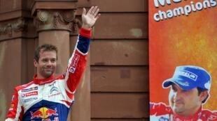 Себастьян Лёб – самый любимый спортсмен во Франции, 7 oктября 2012 года