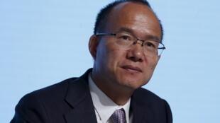 Tỉ phú Quách Quảng Xương (Guo Guangchang), chủ tịch tập đoàn Phục Tinh (Fosun).