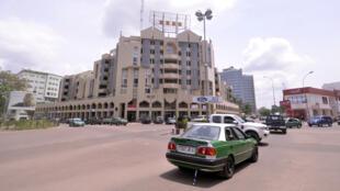Une vue de Brazzaville, la capitale congolaise.