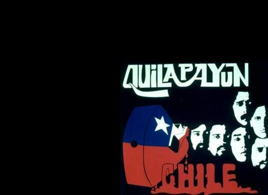 La banda Quilapayún es famosa por haber escrito la canción 'El pueblo unido jamás será vencido' junto con el músico Sergio Ortega.