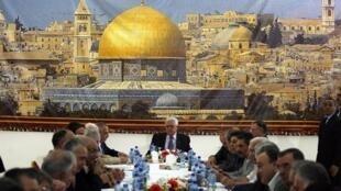 A reunião em Ramala, neste sábado 2 de outubro, foi presidida pelo líder da Autoridade Palestina, Mahmoud Abbas.