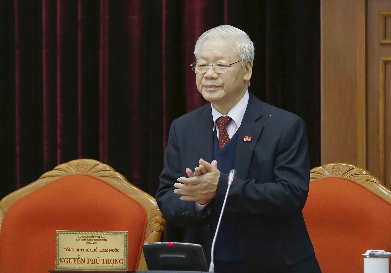 Vietnam - Secretaire general du Parti communiste