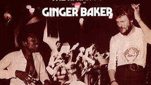 Class collaborator: Ginger Baker recorded with Fela Kuti, among others.
