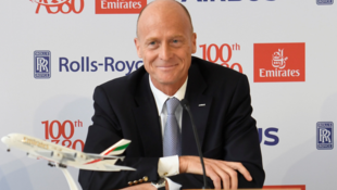 Tom Enders, CEO of Airbus