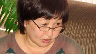 Вице-президент Международной федерации за права человека в Центральной Азии и Восточной Европе Толекан Исмаилова