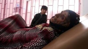 Selon l'OMS, 2200 personnes sont mortes du choléra entre avril et novembre 2017 au Yémen.