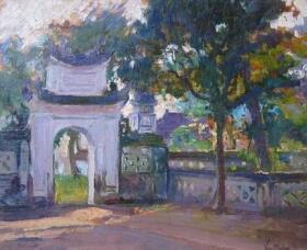 Huế- Victor Tardieu