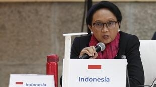 Indonesia has said it is in talks with both sides in Myanmar's political crisis, but its foreign minister Retno Marsudi has no immediate plans to visit the nation