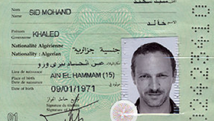 Le journaliste Khaled Sid Mohand