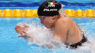 Italy's Benedetta Pilato