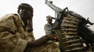 Jami'an tsaron Sudan a yankin Darfur