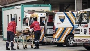 África do sul, país mais atingido pela Covid-19 no continente africano, enquanto OMS alerta que pandemia será longa no mundo