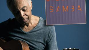 """""""Gibertos Samba"""", homenagem a João Gilberto, produzido por Bem Gil e Moreno Veloso."""