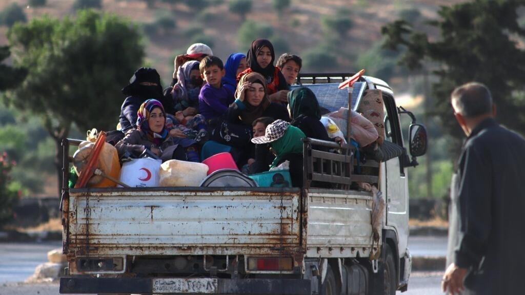 Financement des ONG pour la Syrie: les sanctions invisibles
