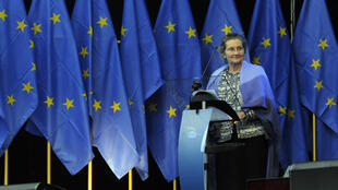 Simone Veil  yar siyasa a Faransa