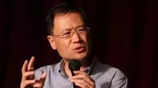 中国清华大学教授许章润