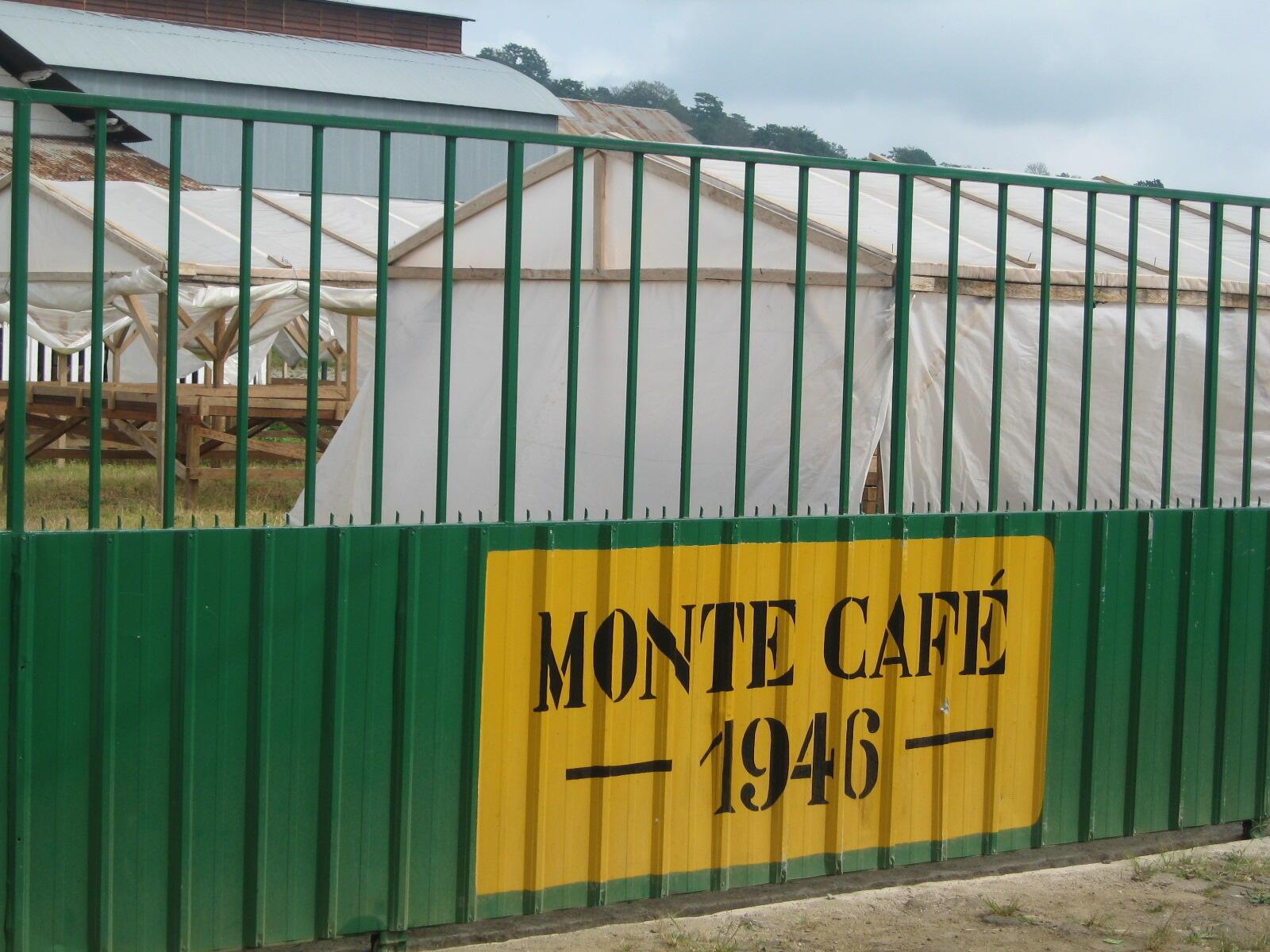 Roça Monte Café