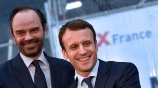 法國總統馬克龍與總理菲利普將再次面對來自街頭的抗議浪潮