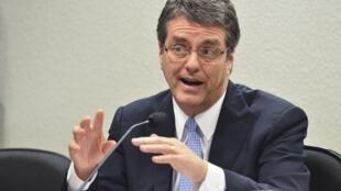 Tổng giám đốc WTO, ông Roberto Azevêdo