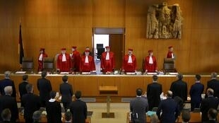 Começou nesta terça-feira o julgamento do Partido Nacional Democrático da Alemanha (NPD, na sigla em alemão), em Karlsruhe.
