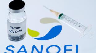 """El laboratorio francés Sanofi va a fabricar en el segundo semestre de 2021 la vacuna contra el covid-19 de sus rivales Pfizer/BioNTech, """"una primicia"""" en el sector farmacéutico, dijo el presidente de Sanofi Francia"""
