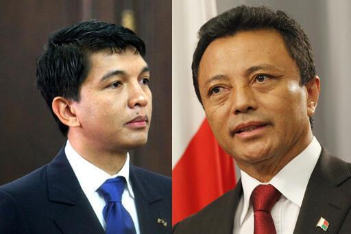 La rivalité entre Ravalomanana et Rajoelin est à l'origne de la longue et interminable crise politique que connaît la Grande Ile depuis 2009.