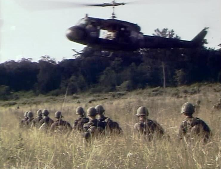 Extrait de « La Guerre du Vietnam, images inconnues »