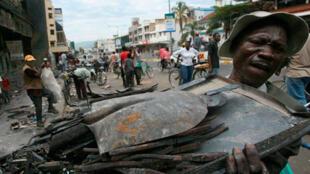 Kisumu in 2008
