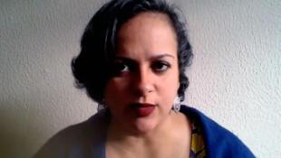 Raquel Marques, diretora-presidente da ONG Artemis.