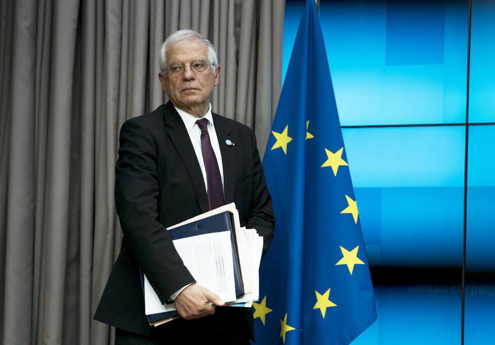 ژوزپ بورل، مسئول سیاست خارجی اتحادیه اروپا