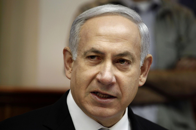 Waziri mkuu wa Israel, Benjamin Netanyahu