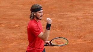 Stefanos Tsitsipas grasped victory over Andrey Rublev