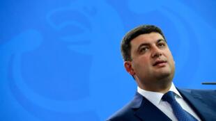 La visite du Premier ministre ukrainien, Volodymyr Groïsman, en Israël a été annulée.