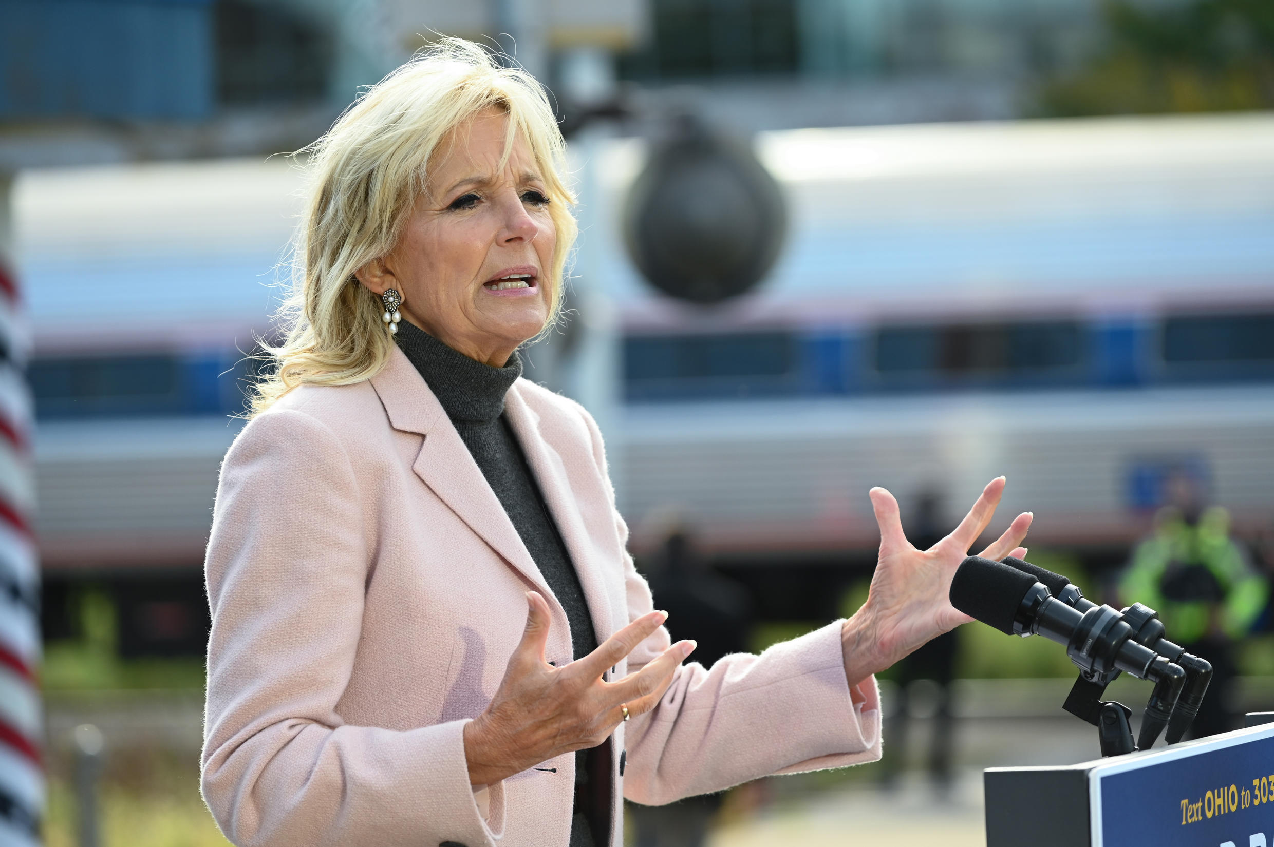 Jill Biden could transform the role of US first lady if she continues to teach full-time while she also fulfills her duties at the White House