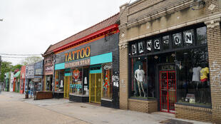 Kể từ hôm qua 24/04/2020, một số cửa hàng ở bang Georgia, Mỹ,  đã được mở cửa trở lại.